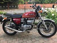 1976 Suzuki gt380A full mot must be seen very collectible table CHECK VIDEO £3999