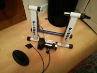 Bicycle bike rollers trainer