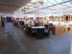 Shop area to let in Garden Centre