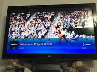 "42"" LG TV // Plays 4K UHD Ultra HD content // Brand New Condition // Full HD 1080p // Stockport"