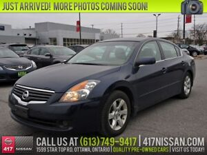 2009 Nissan Altima 2.5SL | Sunroof, Leather Htd Seats, Bose
