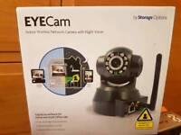 EyeCam security camera