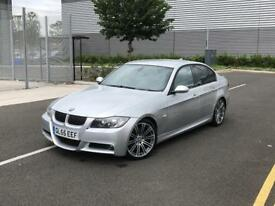 BMW 330D M SPORT AUTO LEATHER XENONS