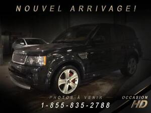 Range Rover Sport 2013 + AWD + AUTOBIOGRAPHY + SC + SUPERCHARGED