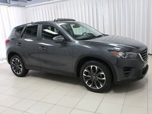 2016 Mazda CX-5 TEST DRIVE TODAY!! GT AWD SUV w/ HEATED LEATHER