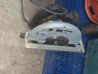 Makita skill saw spares or repairs