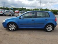 2005 Volkswagen Golf 1.9 TDI SE 5d Fully HPI Clear Service History 07541423568@