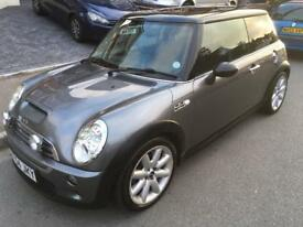 2004 Mini Cooper S - Grey - With new MOT