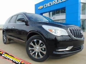 2017 Buick Enclave *Remote start! *Heated front seats! *2nd row