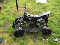 Mini 50cc Quad