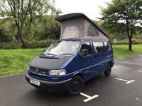 Vw t4 Transporter poptop camper van fsh