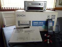 Denon Minidisc Recorder DMD-M10