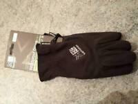 Karrimor windproof gloves