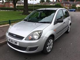 2008 08 Ford Fiesta TDCI diesel 1.4 £30 tax full service history !!!! Px !!!