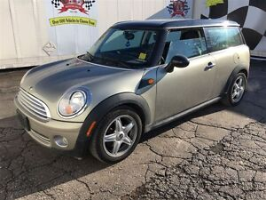 2008 MINI Cooper Clubman Automatic, Leather, Panoramic Sunroof,