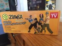 Brand new Zumba kit £10!!!!