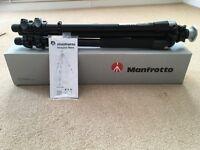 Manfrotto Camera Tripod for Sale