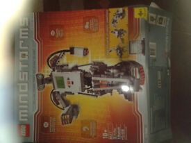 lego mindstorms nxt 8527 boxed