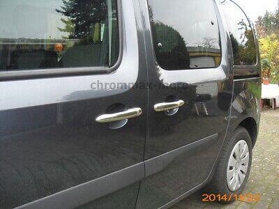 Chrom Türgriffe Blenden Mercedes Citan W415 ab 2012 > aus EDELSTAHL