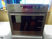 """Neff""Stainless steel 60cm integrated electric grill & fan oven.. Can be delivered..."
