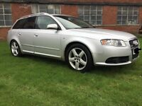 AUDI A4 S LINE 2006 BREAKING FOR PARTS 2.0TDI ENGINE GEARBOX