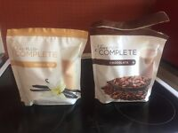 2 pouches of juice plus