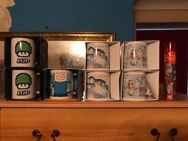 Brand New Cups / Mugs