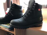 New Timberland 6 inch premium in black