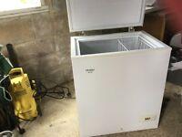 Chest freezer Haier BD-143GB