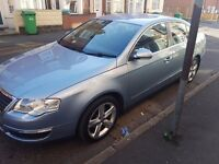 Volkswagen Passat B6. For more info message me
