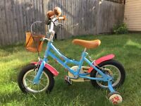 kid's bike for girls aged 3-5