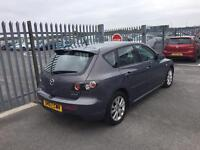 2007 Mazda 3 1,6 litre 5dr 2 owners