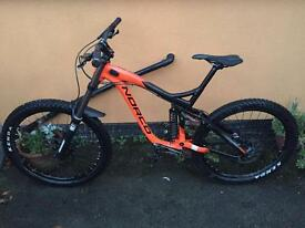 Norco Aurum 6.3 Downhill bike £900 dh