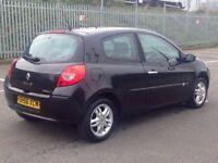 2006 (Sep 56) RENAULT CLIO 1.4 16V DYNAMIQUE - 3 Door Hatchback - Petrol - Manual - GREY *LONG MOT*