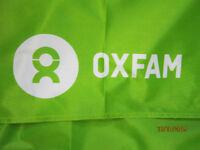 VOLUNTEERING AT OXFAM BEESTON