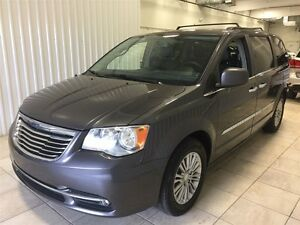 2016 Chrysler Town & Country TOURING-L CUIR TOIT DVD GPS
