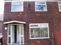TWO BEDROOM SEMI TO LET