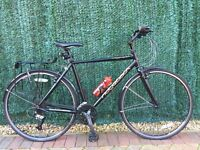 RIDGEBACK RAPIDE ELEMENT HYBRID BIKE EXCELLENT CONDITION