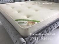 ✅✅ BRAND NEW ~ LUXURY 11 INCH DEEP ~ POCKET SPRUNG ORTHOPAEDIC MATTRESSES