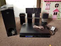 3d surround sound system