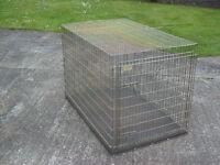 Large Croft Folding Dog Kennel