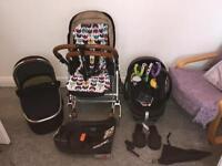 Mamas & Papas Urbo 2 - Complete set