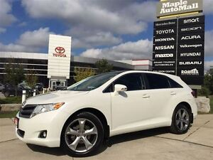 2014 Toyota Venza XLE LEATHER REVERSE CAMERA PANORAMIC ROOF