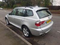2004 54 BMW X3 3.O I SPORT AUTOMATIC 4X4 FULLY LOADED CAR!!