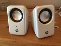 HP speakers for a laptop/ desktop