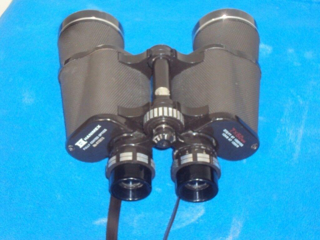 binoculas