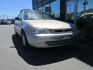 2000 Toyota Corolla SE AUTO WITH ONLY 117K