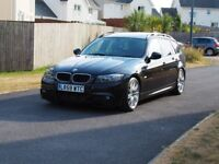 BMW 320d M Sport Touring, 13 month MOT, fresh Oil service