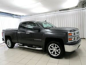 2014 Chevrolet Silverado 1500 DOUBLE CAB 6PASS, ONE OWNER TRADE