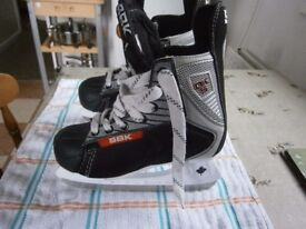 SIZE 3 ICE SKATING BOOTS